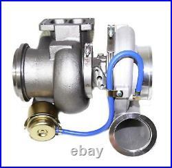 Turbocharger withWastegate fit Detroit Diesel 60 Series 12.7L 24 Valves