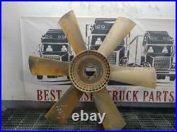 USED 1994 Detroit Series 60 12.7l Diesel Engine Fan, 6 Blades, 32
